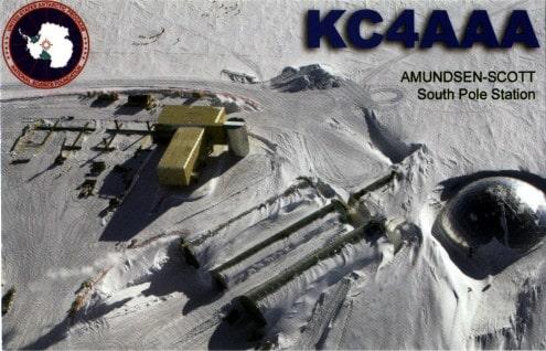 QSL de KC4AAA